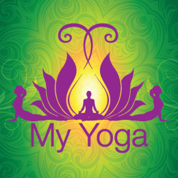 My Yoga logo