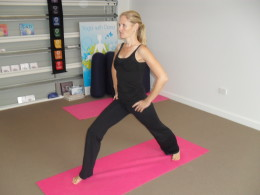Yoga with Dana - Menai  logo