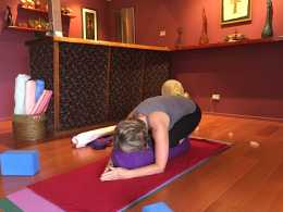 Feminine Flow Yoga and Healing logo