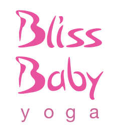 Bliss Baby Yoga logo