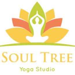 SOUL TREE YOGA STUDIO logo