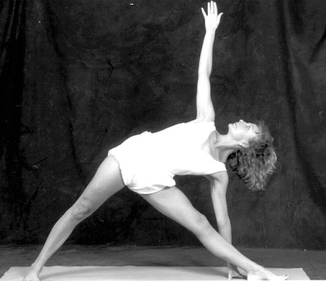 12 - 16 NOVEMBER IYENGAR YOGA INTENSIVE with Caroline Coggins