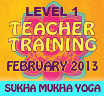 5 month weekly training on Wednesdays, commencing February 13th, 2013