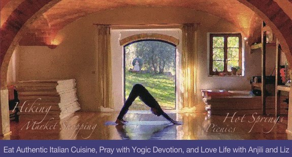 8 Day Yoga Retreat in the Heart of Tuscany