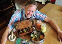A Weekend of Ayurveda and Cooking with Tim Mitchell