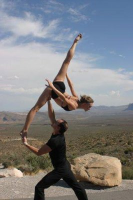 Acro Balance Workshop