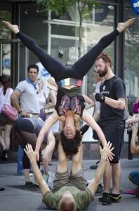 Acro Yoga workshop (Montreal Style)