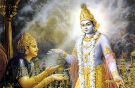 Applying the Teachings of the Bhagavad Gita  into our Everyday Lives with Kamala Angel