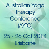 Australian Yoga Therapy Conference 2014