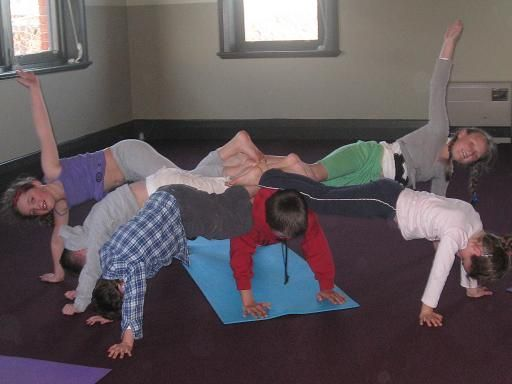 Children's Yoga Workshop