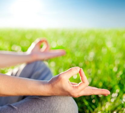 Finding Your Centre - Meditation workshop with Claire Obeid and Fraziska Mayr