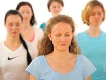 Free Group Meditation