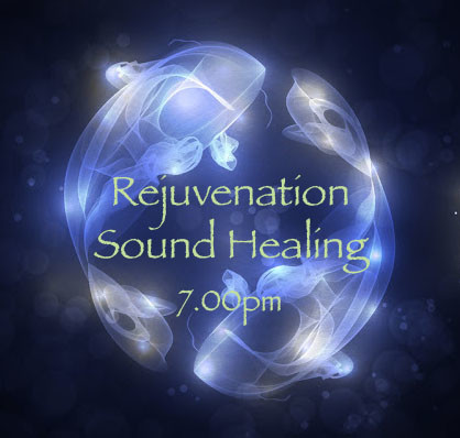 Full Super Moon Rejuvenation Sound Healing