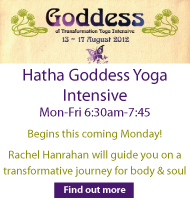 Goddess of Transformation Yoga Intensive