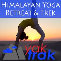 Himalayan Yoga Retreat and Trek