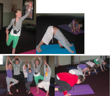 Holiday Program Children's Yoga