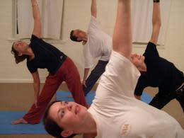 Ivanhoe Yoga & Meditation Class
