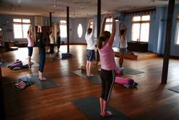Iyengar Yoga Level 1 (10 Week Course)