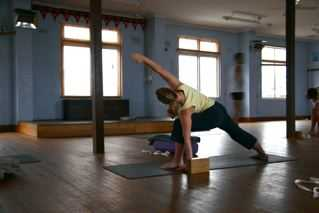 Iyengar Yoga General casual class