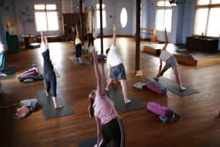 Iyengar Yoga General casual class