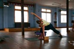 Iyengar Yoga Level 1 + 2 (11 Week Course)