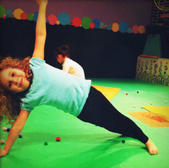 Kids Yoga Teacher Training with Beth Borowsky