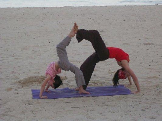 Kids Yoga workshop for Parents & teachers