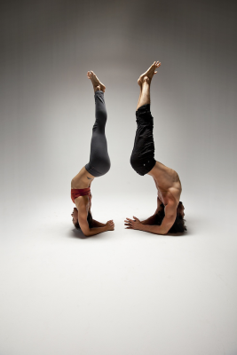 Masterclass With Briohny Smyth And Dice Iida-Klein - Bryce Yoga's Signature Inverted Flow Practice