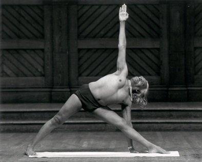 Men's Yoga Class
