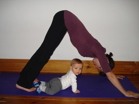 Mum and Me: Yoga for Mums & Bubs