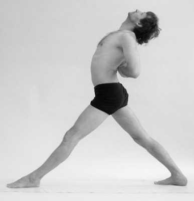 New Year Iyengar Yoga Intensive with Henryk Liskiewicz