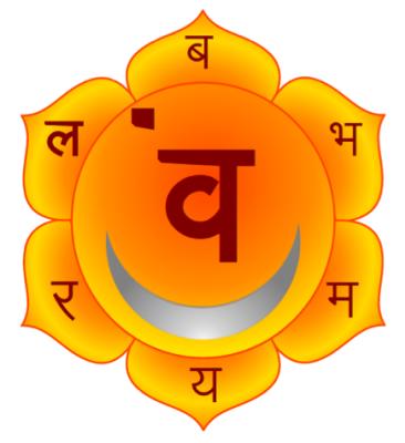 'Open to Creation' Svadhistana Cakra