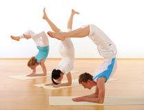 Open Yoga Class in Bondi pavilion