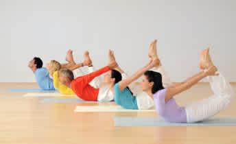 Open Yoga Class in Glebe