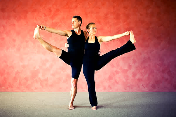 Partner Yoga of the Heart with Mark O'Brien