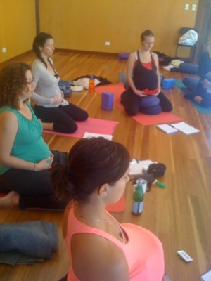 Perth Prenatal Yoga Teacher Training