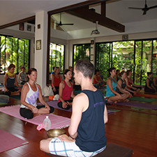 Pranayama Detail and Practice (Continuing Education) June 28 – July 11, 2015 with Paul Dallaghan