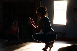 Shadow Yoga casual class