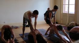 Simply Ashtanga with Jake Pam and Rio moves to Brunswick Heads Feb 2nd