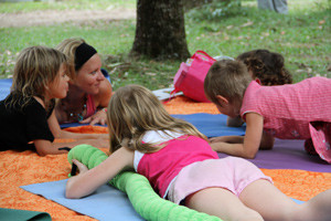 Teaching Kids Yoga Training