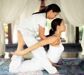 Thai Massage Level 1 & 2