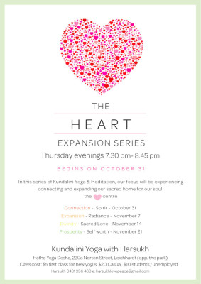 The Heart Expansion Series