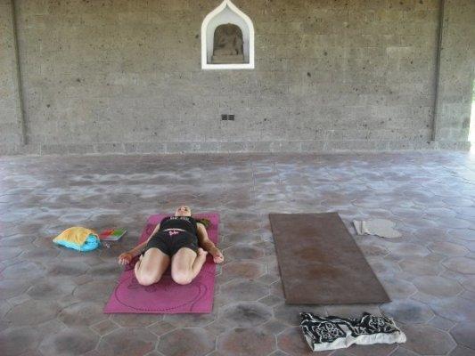 Therapeutic/restorative Yoga