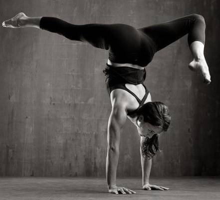 Tiffany Cruikshank Yoga workshops