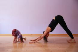 Toddler Yoga 6 week Term