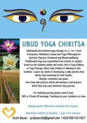 Ubud Yoga Chiktsa