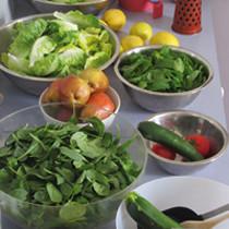 Wellness & Cooking Workshop