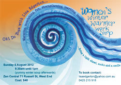 Women's Winter Warmer Yoga Workshop