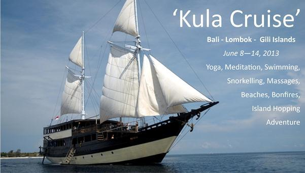 Yoga Cruise Retreat - Bali, Lombok, Gili Islands