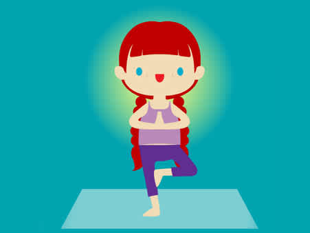 Yoga For Children / 6-10 years (9 Week Course)